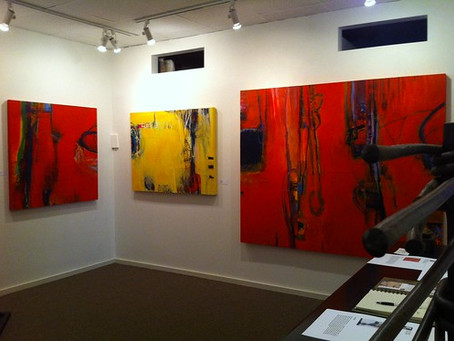 At the Secord Gallery