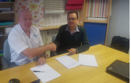 More success for the South coast blinds company Marla