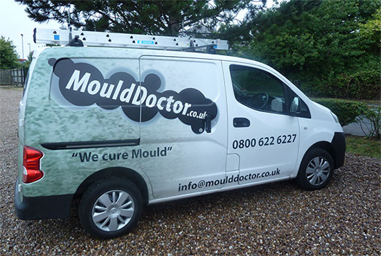 Tell me more about the Mould Doctor Franchise....