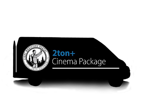 2 Ton + Cinema Package