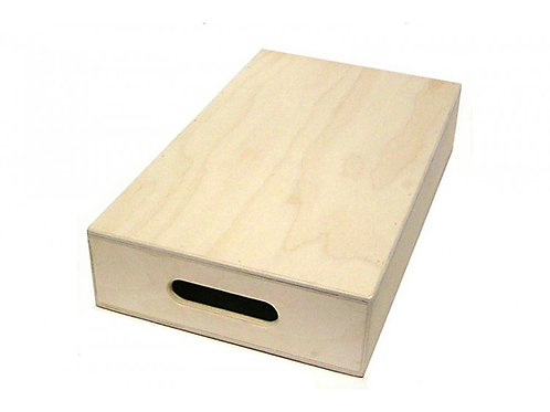 Half Apple Box