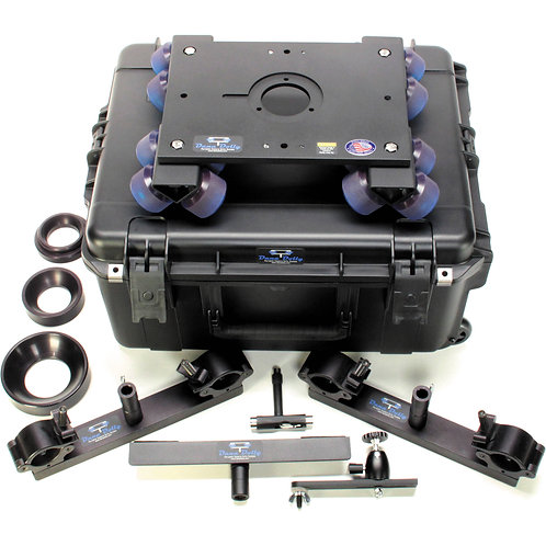 Dana Dolly Dp Kit with Stands and Monitor  Mount & Locking Brkt & Low Riser