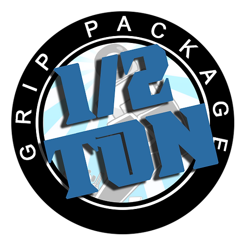 1/2Ton - Grip Package