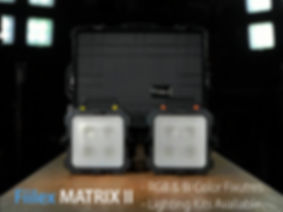 Fiilex Matrix II Rental Chicago