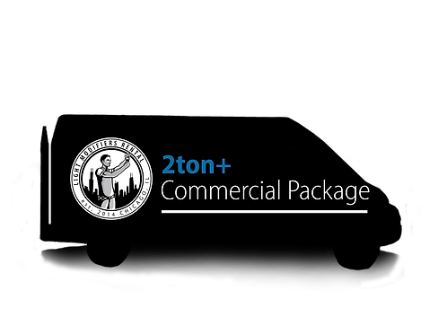 2 Ton + Commercial Package