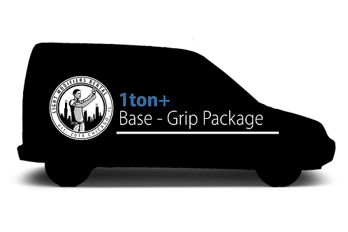 1ton+ Base Grip Package