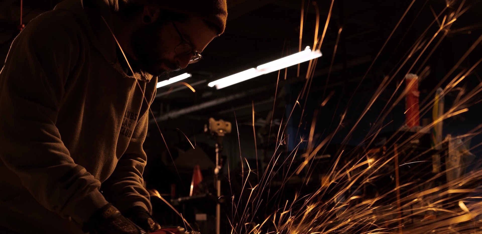 Geoff Welding at Light Modifiers Rental