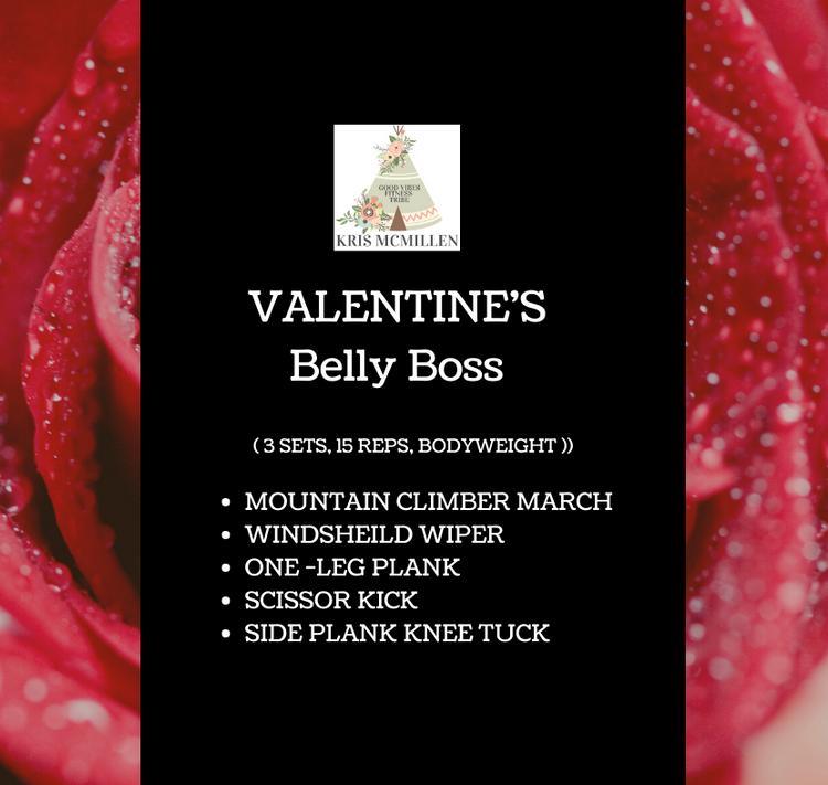 Valentine's Belly Boss