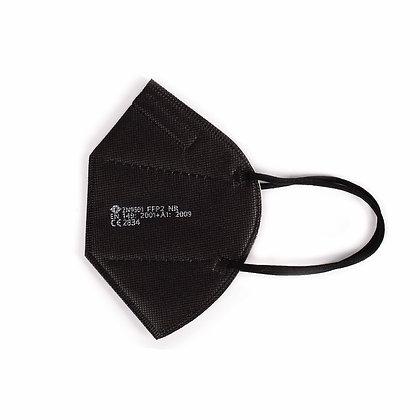 FFP2 Maske SCHWARZ // 10er Pack