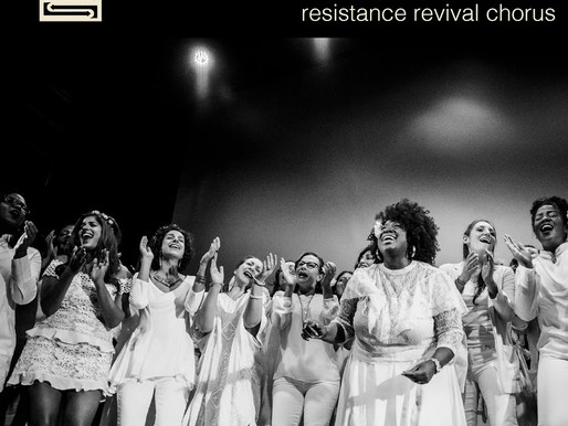 A Super New Moon in Libra and a New Album from Resistance Revival Chorus