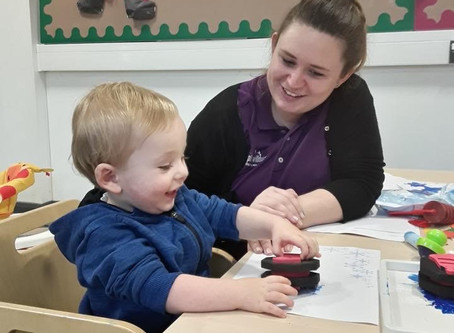 Keep Your Little One Content with Quality Toddler Childcare in Belvedere