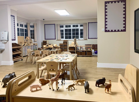 Why a Nursery in Belvedere is Good for Your Child