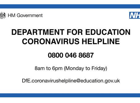 COVID-19 (Coronavirus) Purple Willows Update