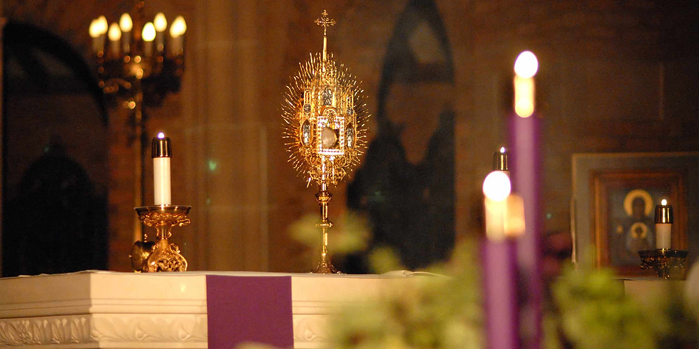 Christ the King Vigil (In-Person)