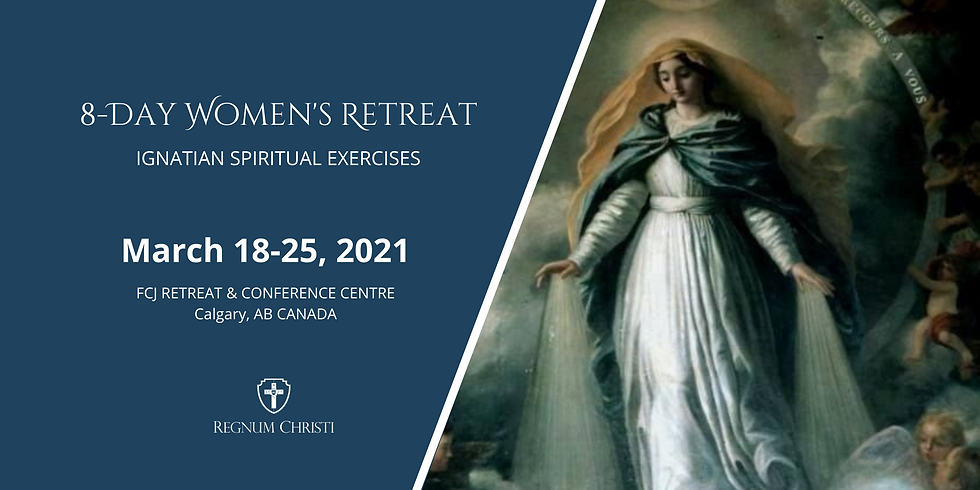 8-Day Ignatian Spiritual Exercises: Women's Silent Retreat