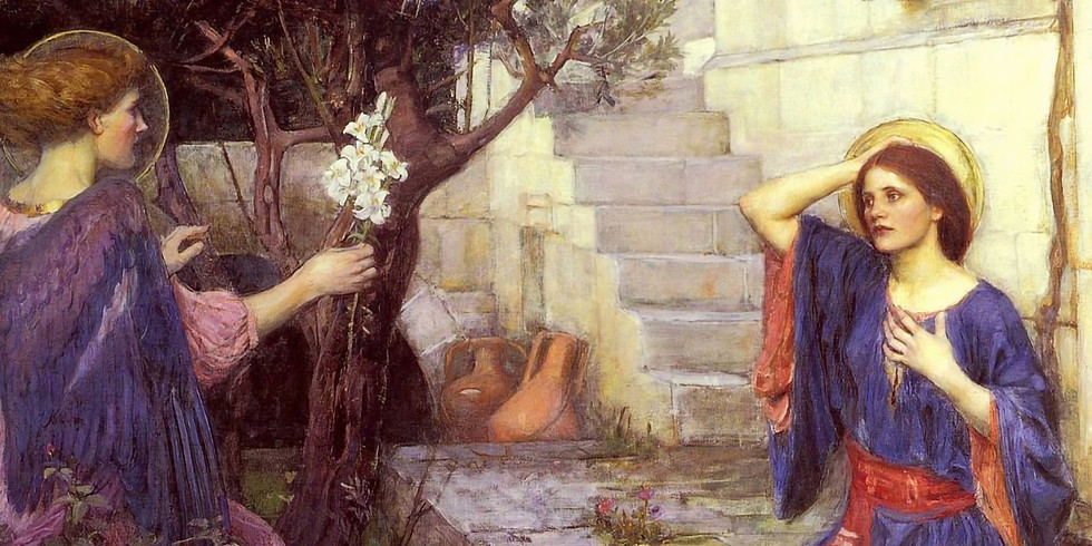 Women's Evening of Reflection: The Annunciation