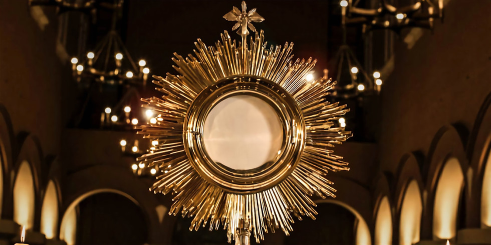 Holy Hour Exploratory Meeting