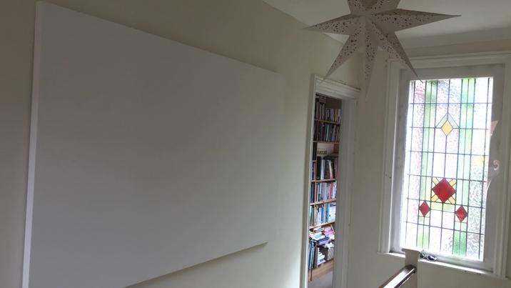 Wide Open Blank Space