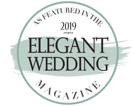 Toronto wedding photographer Little Blue Lemon featured in Elegant Wedding Magazine 2019