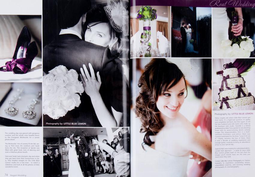 Toronto Wedding photographers Little Blue Lemon luxury wedding at Evergreen Brickworks, Toronto