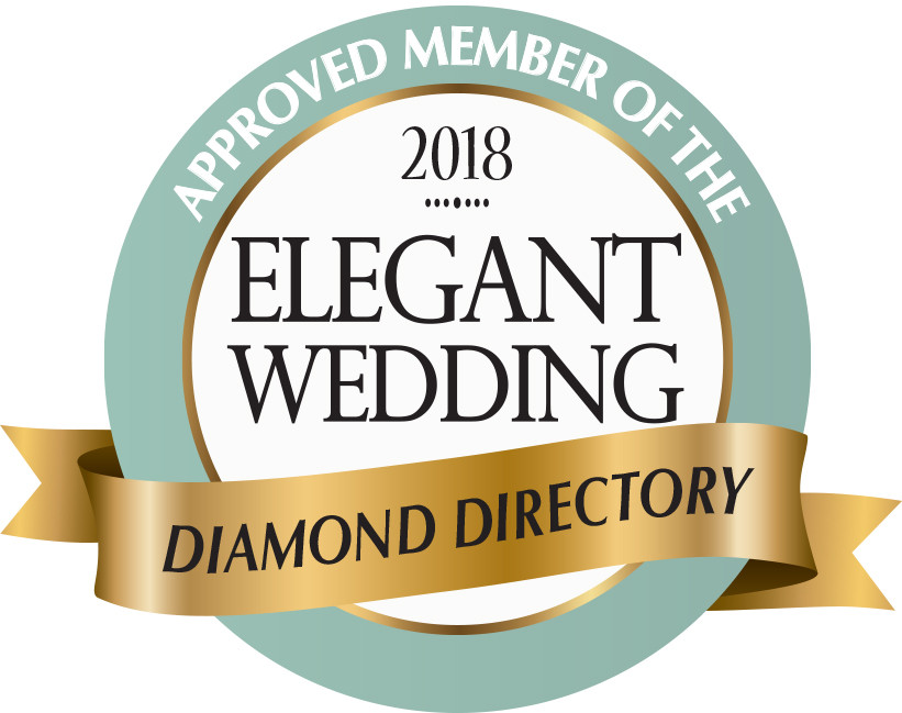 Toronto wedding photographer Little Blue Lemon approved member of Diamond Directory Elegant Wedding