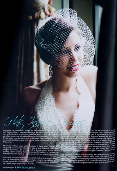 Top wedding photographers Toronto Little Blue Lemon publish bride in birdcage