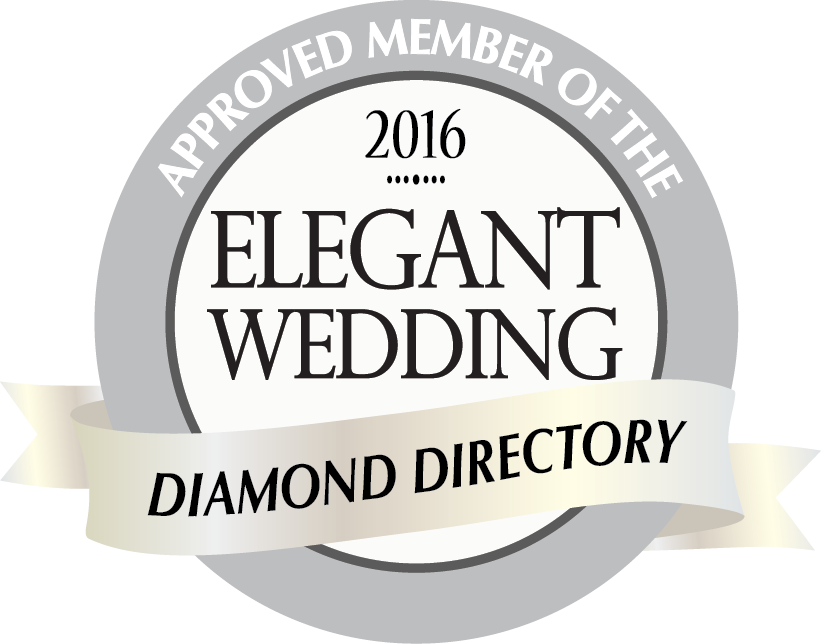 Toronto Wedding Photography studio Little Blue Lemon wins Approved member of Diamond Directory from Elegant Wedding