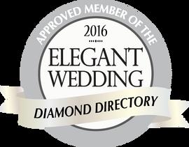 Toronto Wedding Photography studio Little Blue Lemon wins Approved member of Diamond Directory from Elegant Wedding