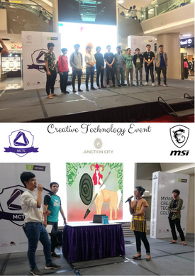 MCTC organizes Creative Technology Event at Junction City