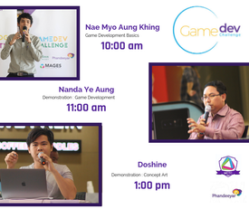 MCTC Cooperates in Game Dev Challenge 2018 held at Phandeeyar