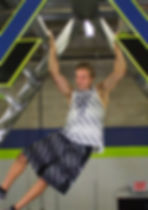 Nicholas Amerongen Legedary Fitness Wisconsin ninja warrior