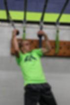 Connor Manke Legendary Fitness Wisconsin Ninja Warrior
