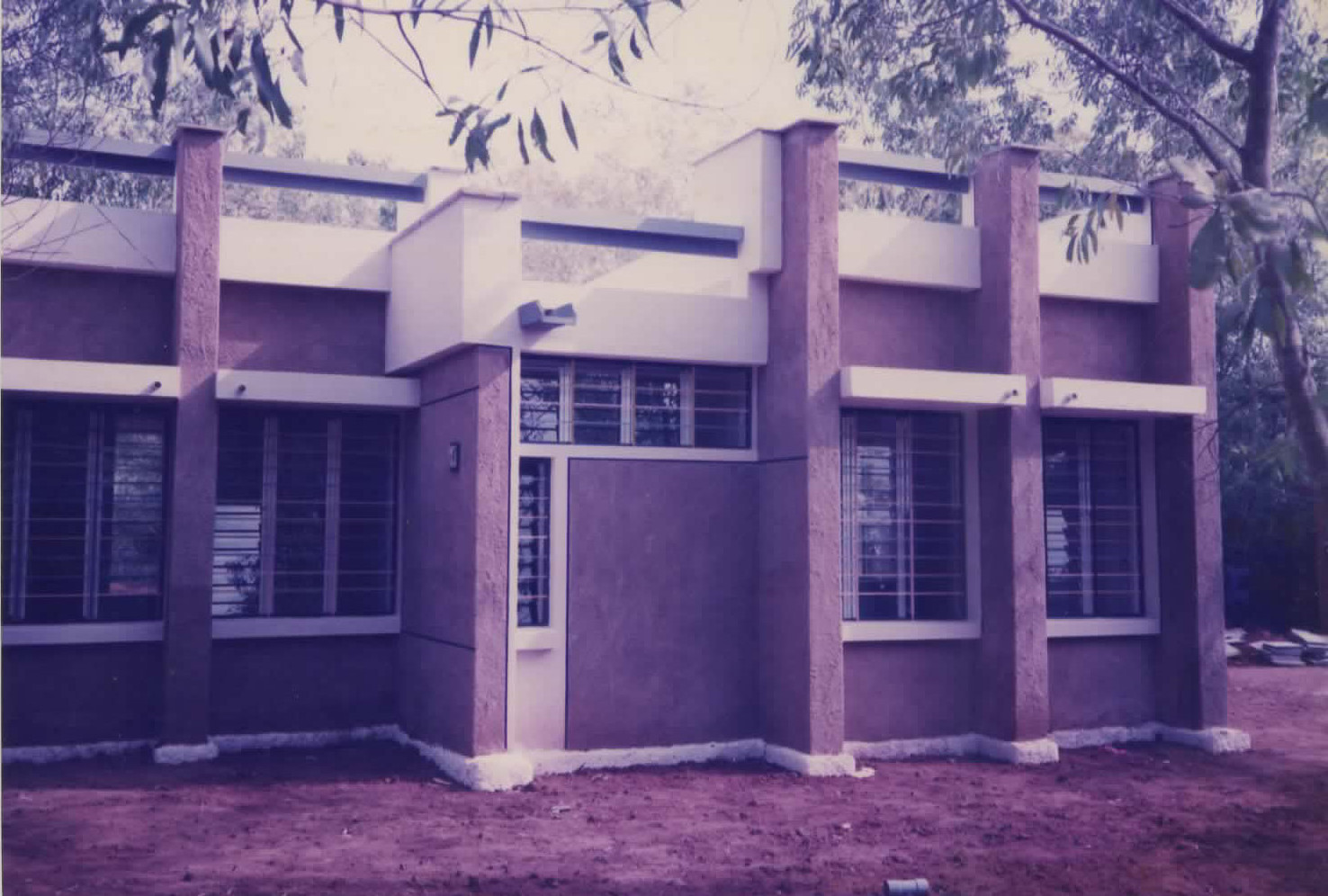 New comer house - Dana, 1995
