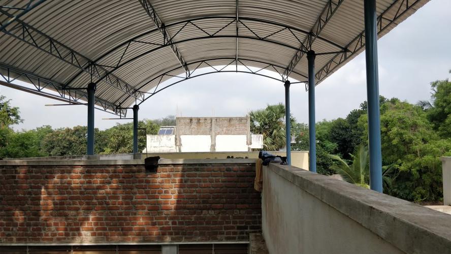 AVSRC Dorm Roof, 2018