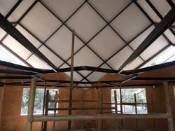 Mezzanine frame
