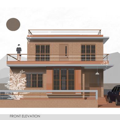 Elevation - Illustration