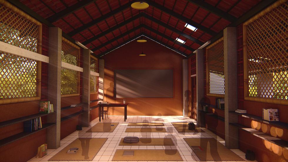 Classroom - render