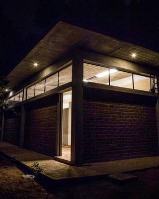 Exterior - night