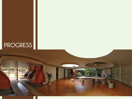 CYCLE TOUR - PART 3                          Progress, Auroville