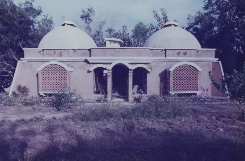 Rabia's house, 1993-1994