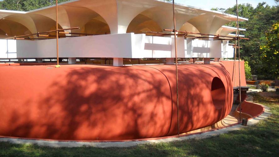 La School Restoration, 2010