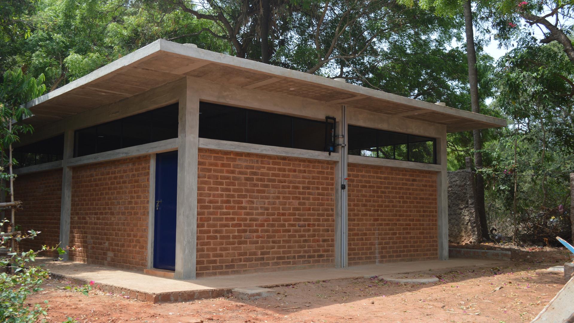 AVSRC Toilet, 2018