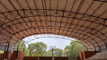 AVSRC Indoor Basketball Stadium, 2015-2016