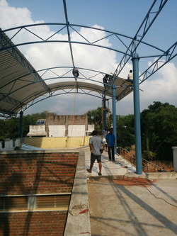 Dormitory Roof