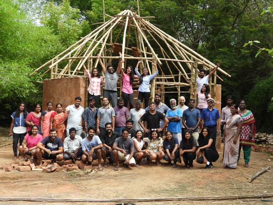 Team that built it during a workshop