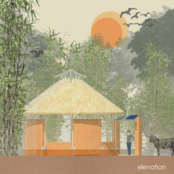 Bamboo Office - Elevation2