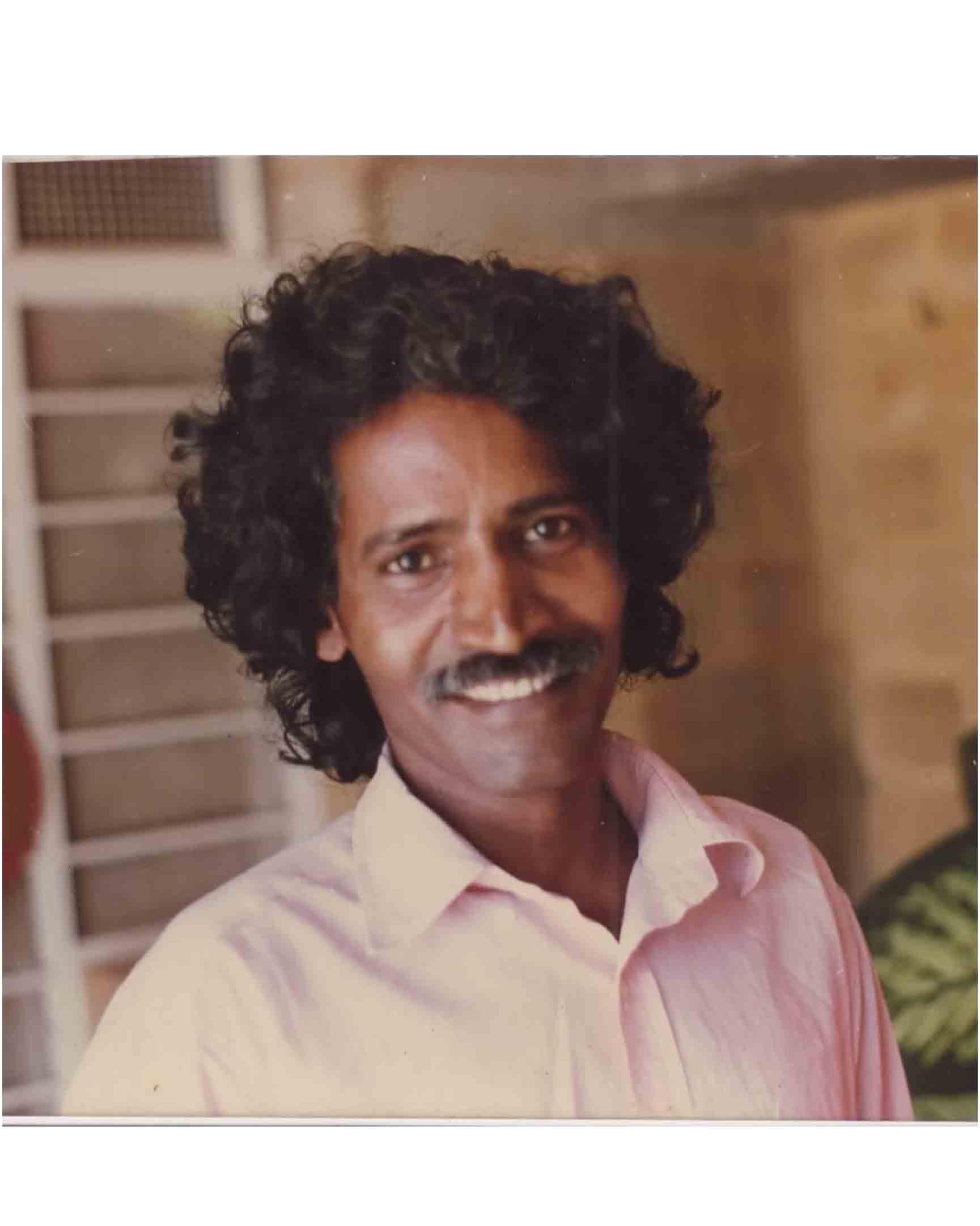 Young Raman