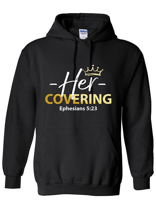 Her Covering - Hoodie