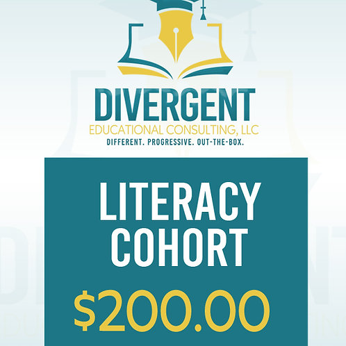 Literacy Cohort - Full Price