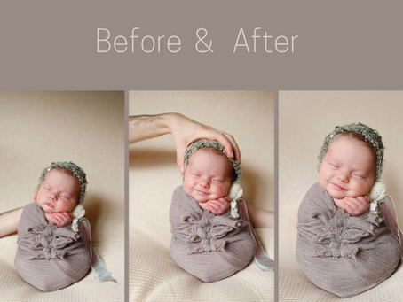 Composite Images & Newborn Photography Safety.